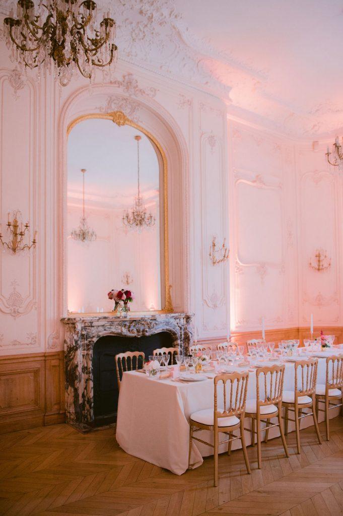 intimate wedding in Paris Katerina Meyvial wedding planner