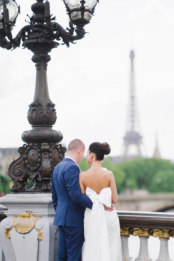 Elopment in Paris Katerina Meyvial wedding planner in Paris