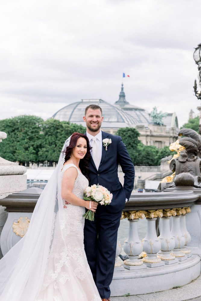 Wedding planner in Paris