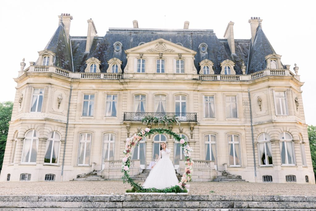 castles with accommodation chateau Dangu