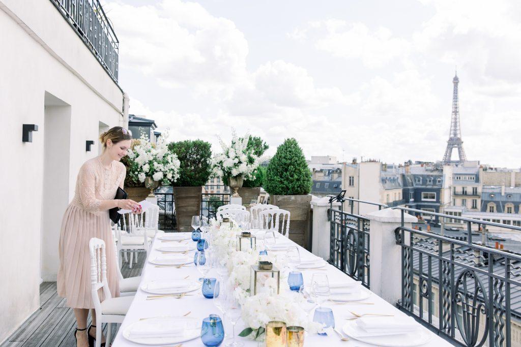 marignan hotel wedding planner