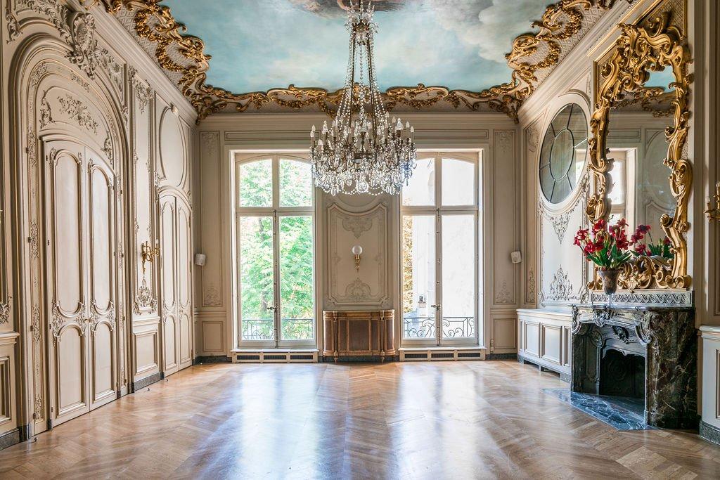 luxury wedding venue in paris