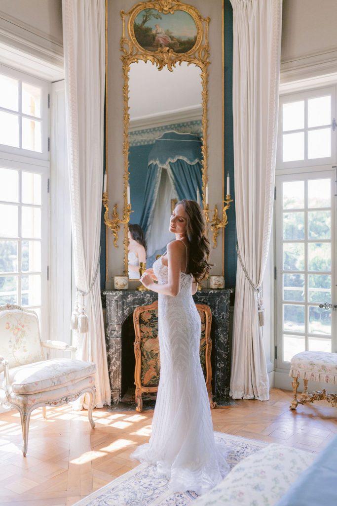 chateau de villette wedding planner