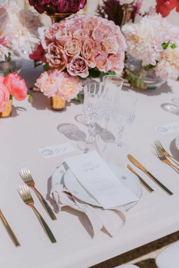 chateau de villette france wedding
