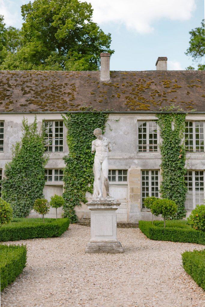 chateau de villette wedding