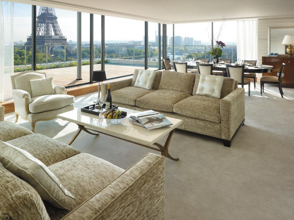 suite shangri la paris