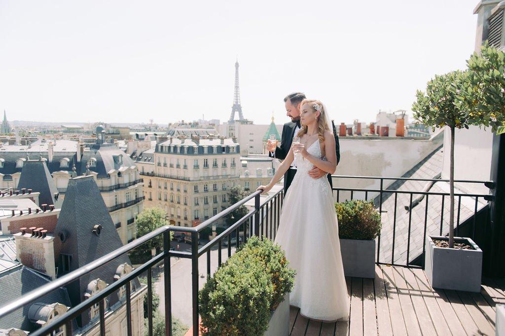hotel saint regis elopement paris