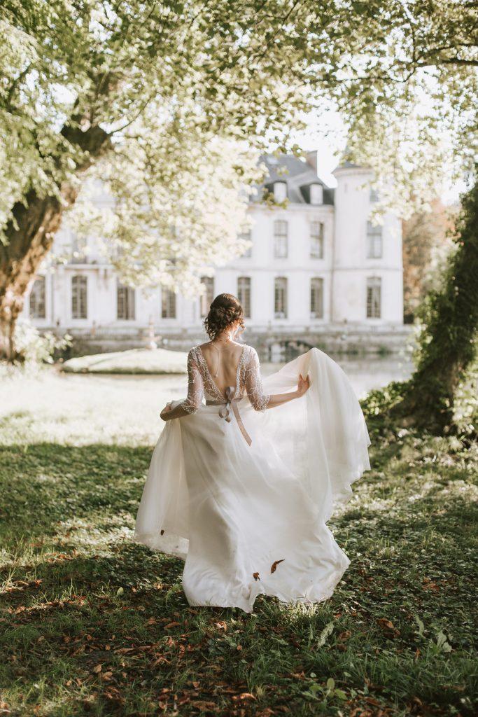 chateau ermenonville wedding