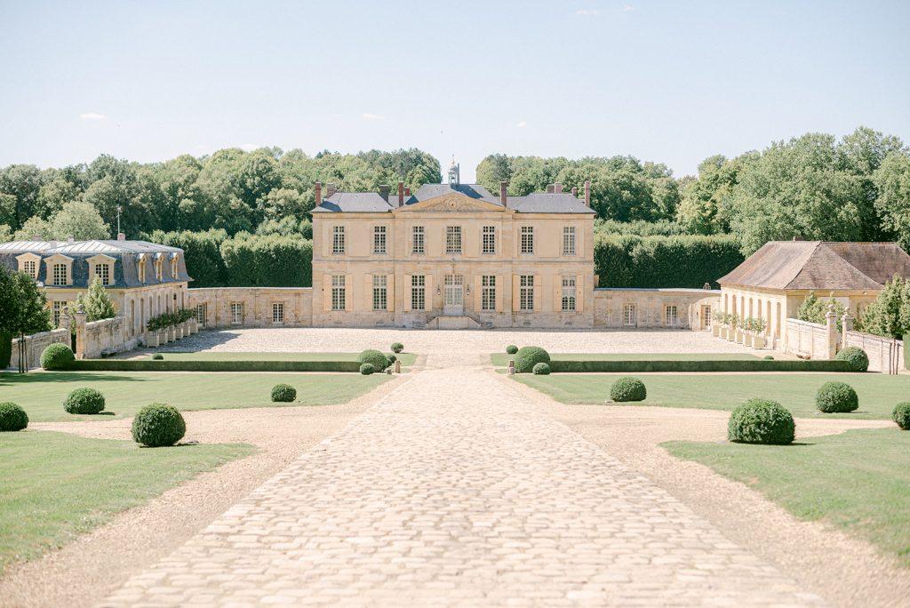 chateau de villette elopement