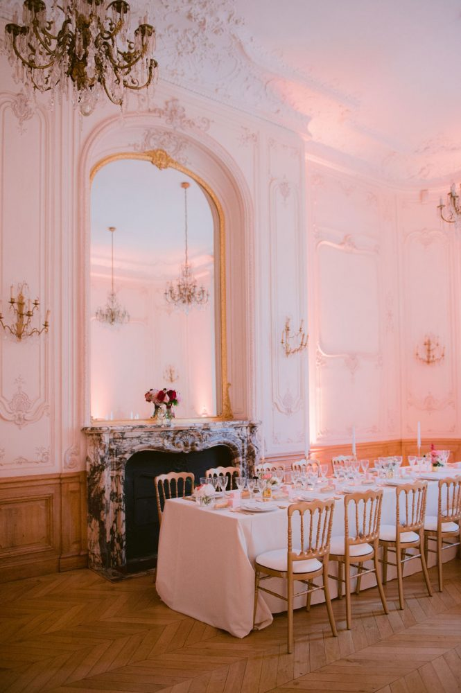 small wedding venue in paris