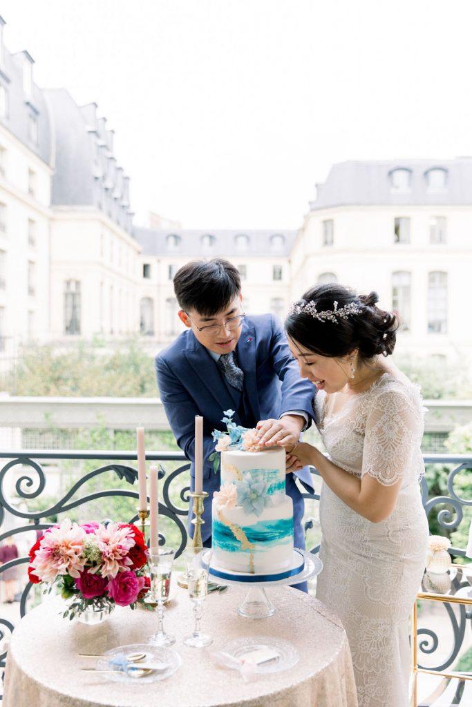 elopement in paris ritz