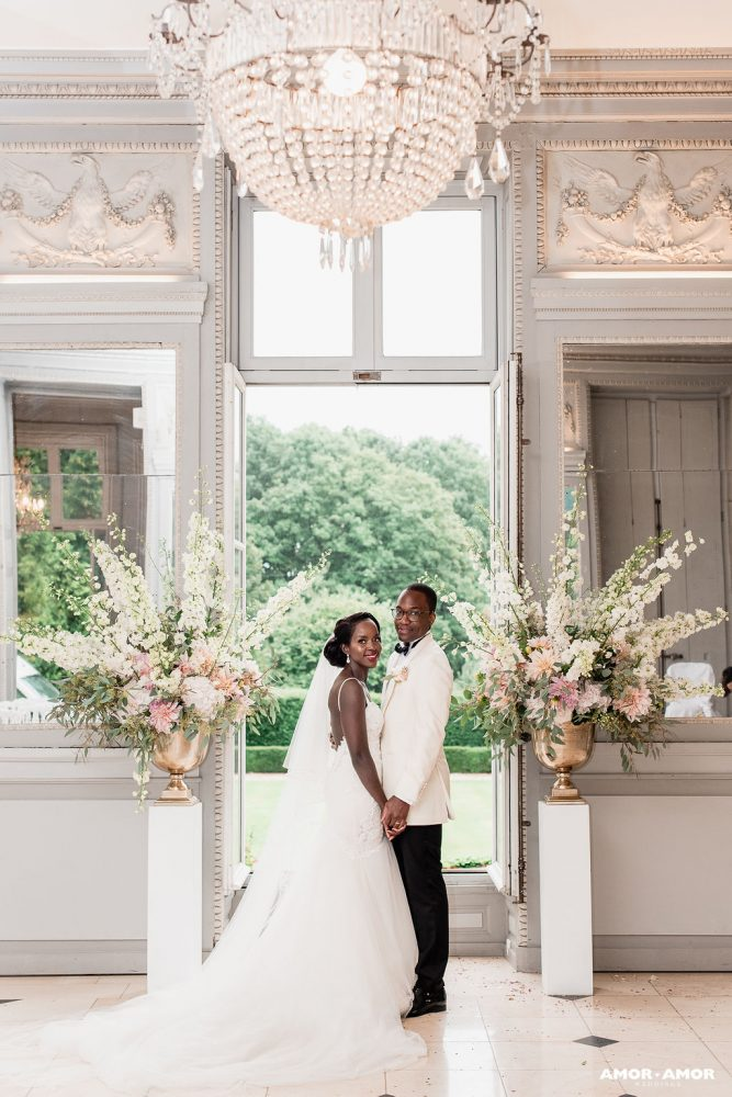 Wedding in a french castle - wedding planner Katerina Meyvial