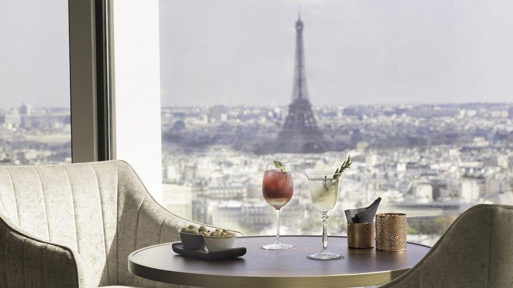 best rooftops in Paris Katerina Meyvial wedding planner in Paris