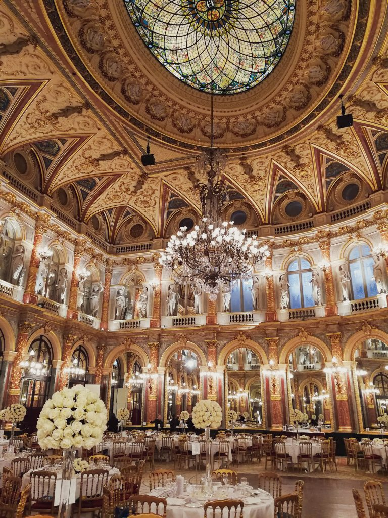 hotel wedding venues in paris