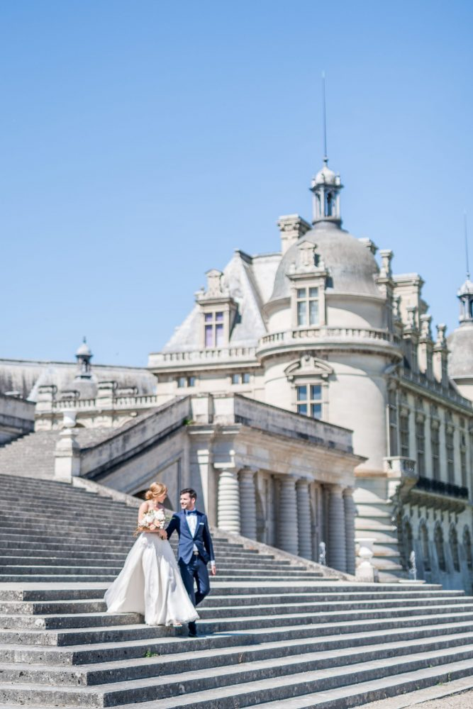 domaine de chantilly wedding