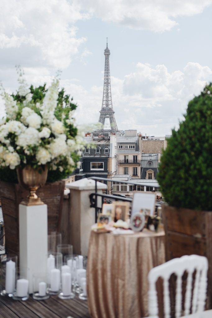 hotel wedding venues in paris