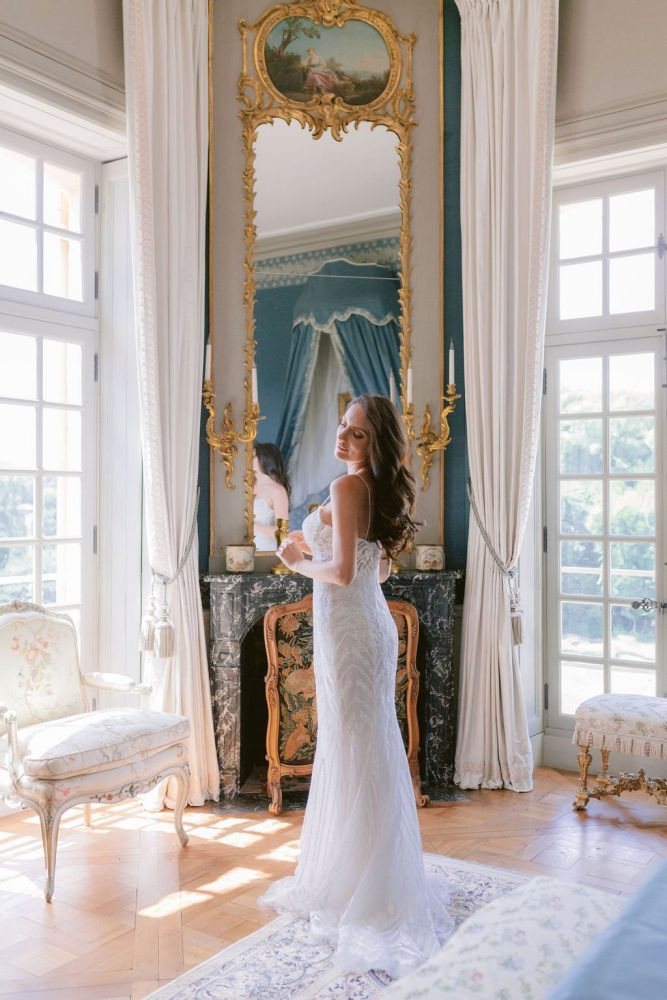 chateau de villette wedding planner