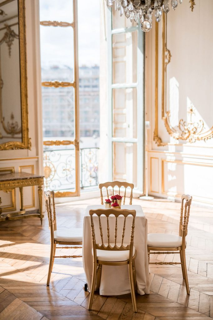 small wedding venues in paris