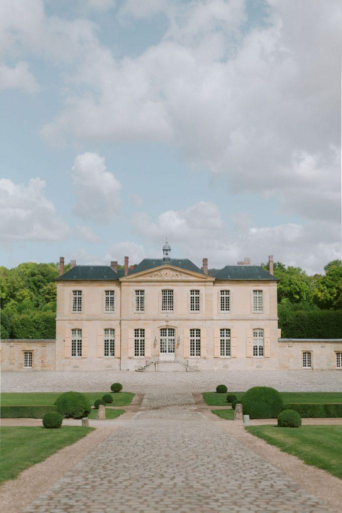 chateau de villette