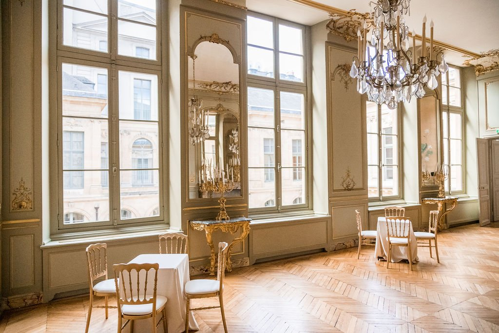 wedding venue in paris