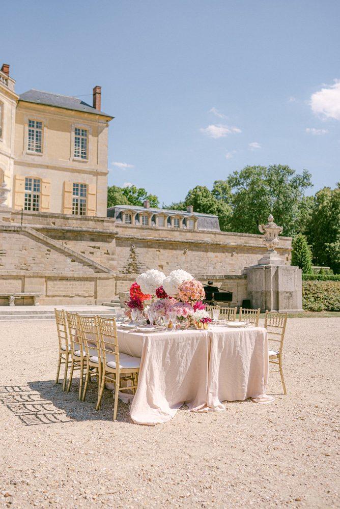 wedding weekend in france