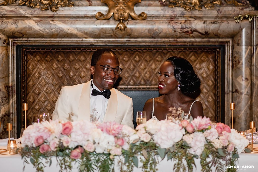 uk couple wedding in westin paris