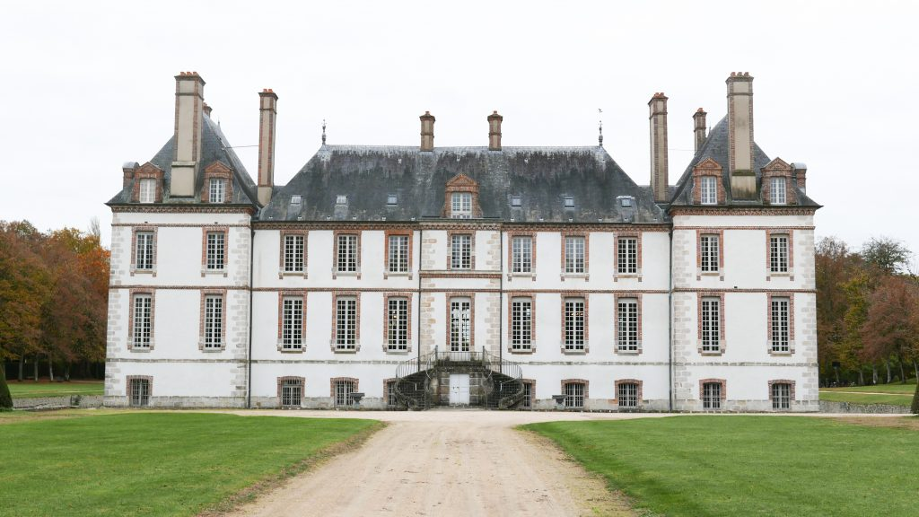 chateau bourron wedding