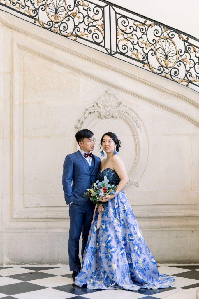 elopement rodin museum paris