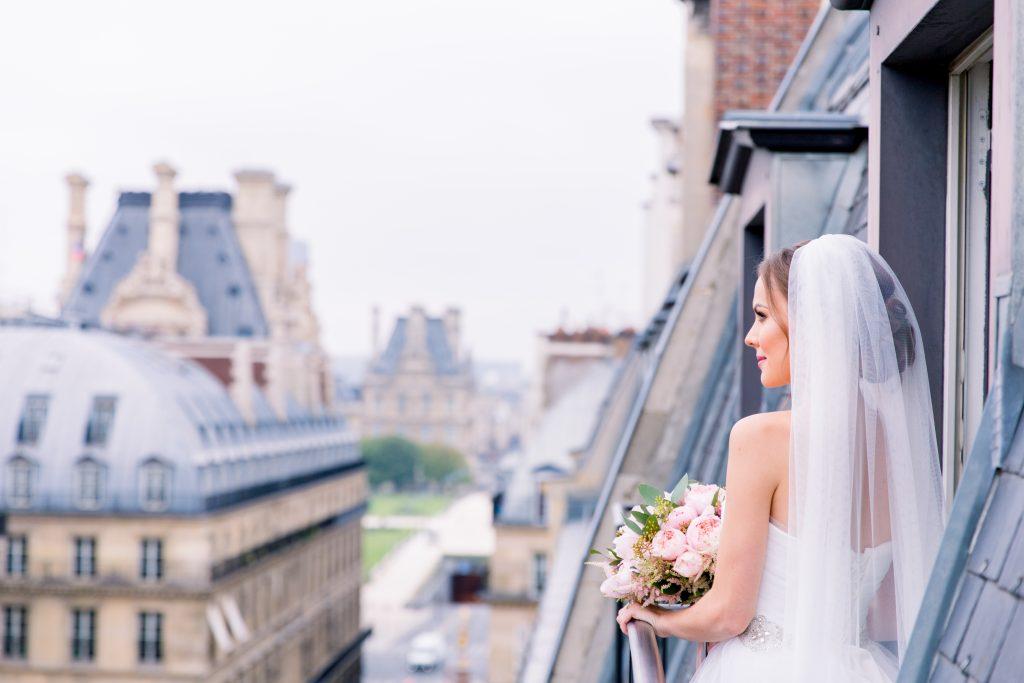 elopement in paris budget