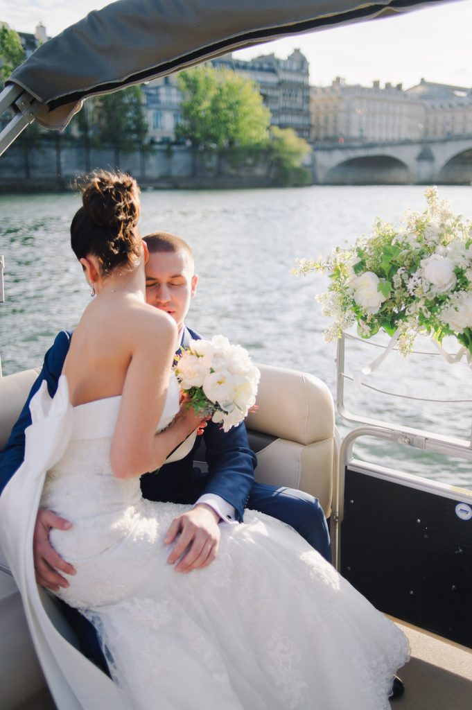 private boat elopement
