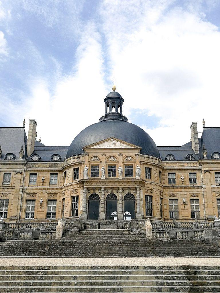 chateau de vaux le vicomte france